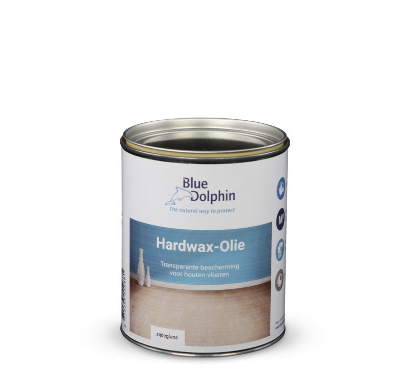 Hardwax-olie Zijdeglans 0.75L