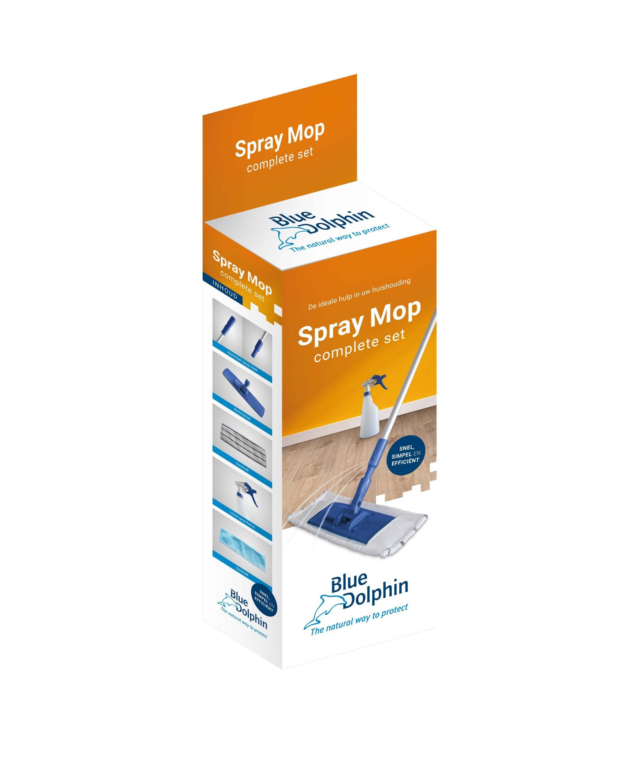 Spray Mop set