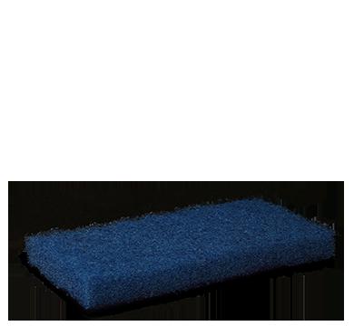 Blue Dolphin Edge Pad (Blue)