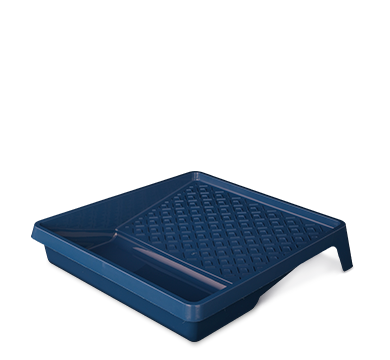Blue Dolphin Lacquer Tray