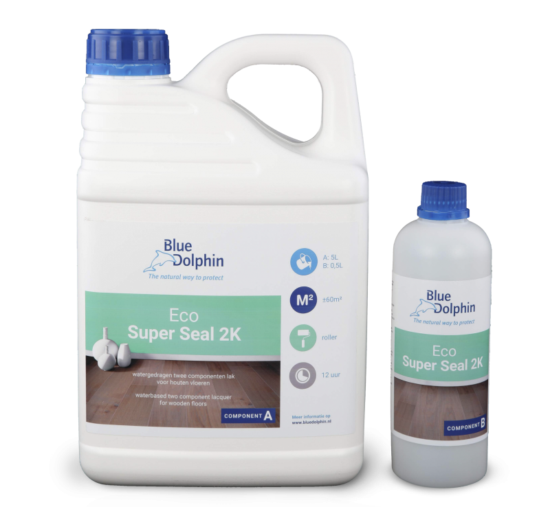 Blue Dolphin Eco Super Seal 2L 5,5L (Mat)