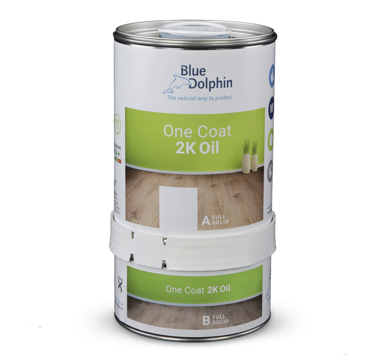 Blue Dolphin One Coat 2K Oil